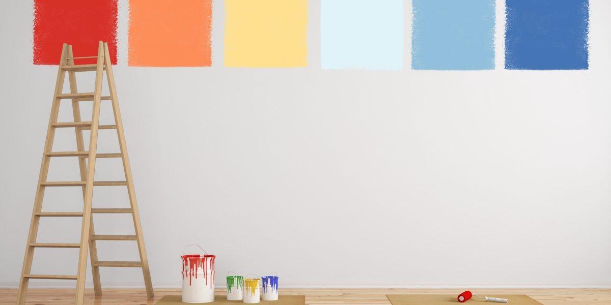 Modi Di Dipingere Le Pareti.Pitturare Una Parete Ecco Il Modo Giusto