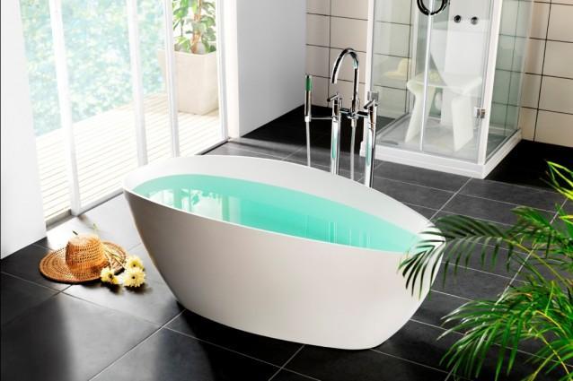 Scarico Della Vasca Da Bagno In Inglese : Installare una vasca da bagno ecco la procedura